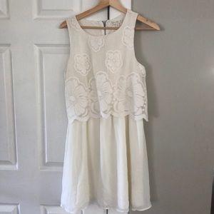 Love Fire Brand Dress